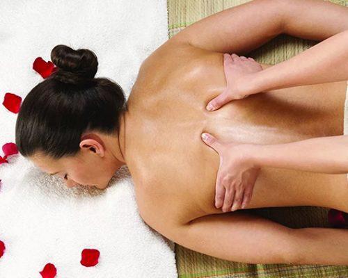 точечный китайский массаж